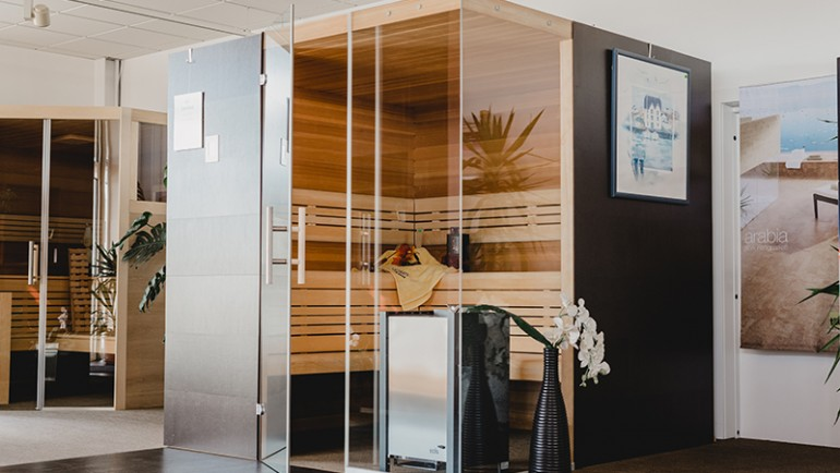 Sauna oder Infrarotkabine?